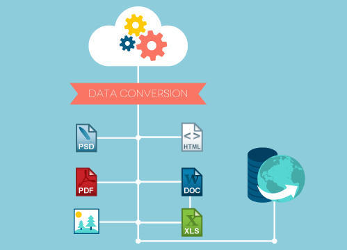 Data Conversion Services, Data Conversion Process, Data Conversion Service in India | Infobizzitsolutions