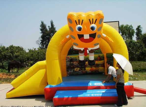 what should be attention when buy inflatable products
